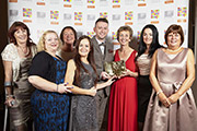 Cogan Nursery School – The Award for Outstanding School Team of the Year