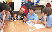 Engineering Team Challenge helps success of  Tomorrow's Engineers' Week in Wales