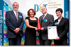 The Design and Technology Association Excellence Awards 2012
