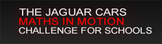 The Jaguar Cars Maths in Motion Challenge