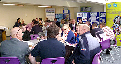 National Science & Engineering Week (NSEW) information session in Wrexham and Pontypridd